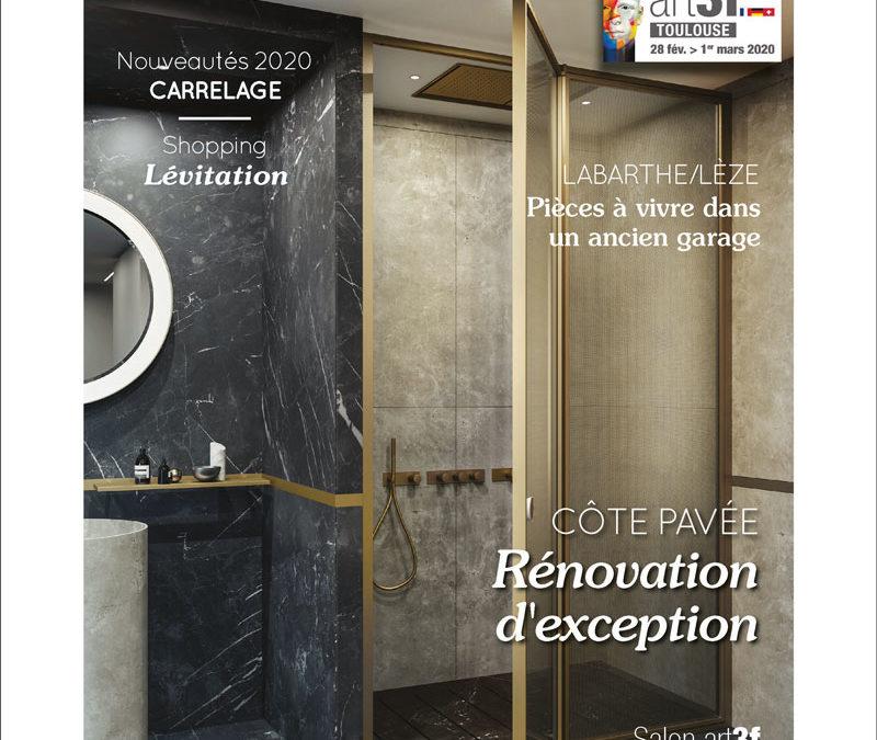 couverture ma maison magazine gratuit 19